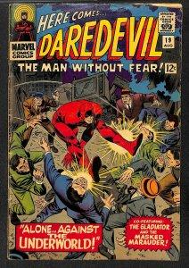 Daredevil #19 VG- 3.5 Marvel Comics