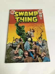 Swamp Thing 5 Vf- Very Fine- 7.5 DC Comics Bronze Age