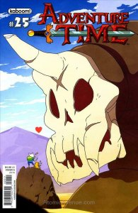 Adventure Time #25A VF; Boom! | save on shipping - details inside