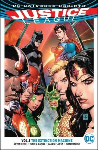 Justice League (3rd Series) TPB #1 VF/NM; DC | save on shipping - details inside