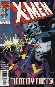X-Men (2nd Series) #73 FN; Marvel | we combine shipping