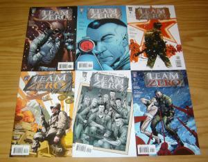 Team Zero #1-6 VF/NM complete series - chuck dixon - wildstorm comics 2 3 4 5