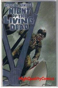 NIGHT of the LIVING DEAD 1, NM, Annual, George Romero, 2008, COA, Platinum