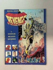 Marvel Graphic Novel 17 VG- 1st App. Apocalypse