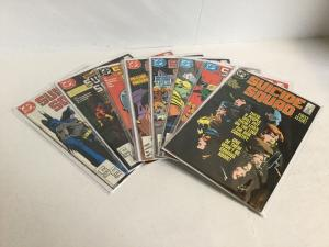 Suicide Squad 1 2 3 4 5 6 9 10 Lot Set Run Vf-Nm Very Fine-Near Mint