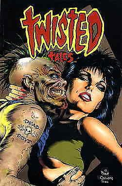 Twisted Tales TPB #1 VF/NM; Pacific | save on shipping - details inside