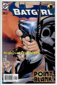 BATGIRL 36, NM+, Good Girl, Batman, Robert Campanella, 2000, more BG in store