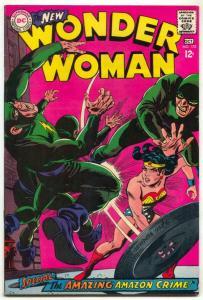 Wonder Woman #172 1966- DC Silver Age VF