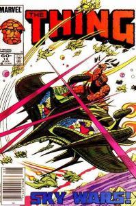 Thing (1983 series) #14, VF- (Stock photo)