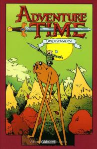 Adventure Time Cover Showcase #1 VF; Boom! | save on shipping - details inside