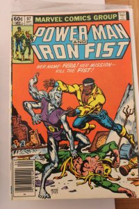 Power Man and Iron Fist  97 FN