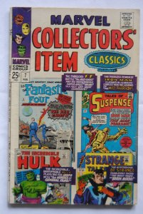 Marvel Collector Items Classics #7