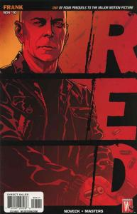 Red: Frank #1 VF/NM; WildStorm | save on shipping - details inside