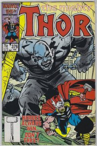 The Mighty Thor #376