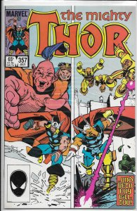 Thor   vol. 1   #357 VF Beta Ray Bill, Simonson