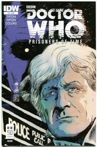 DOCTOR WHO Prisoners of Time #3, NM, 2013, IDW, more DW in store