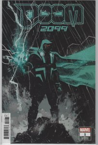 DOOM 2099 Variant #1