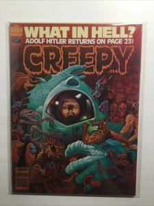 Creepy 114 Jan 1980 Very Fine Vf 8.0 Warren Magazine