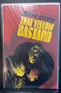 Sin City: That Yellow Bastard #6 (1996)
