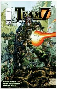 Team 7 #1 (Image, 1994) VF-