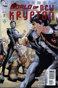 Superman: World of New Krypton #3 VF/NM; DC | save on shipping - details inside