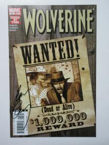 Wolverine (Marvel v3 2008) #63 Get Mystique! in Baghdad Signed by Ron Garney