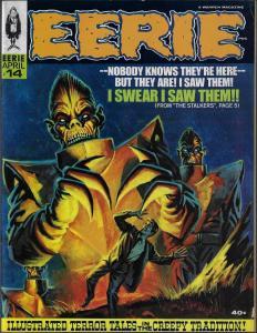 Eerie #14 (Warren, 1967) NM
