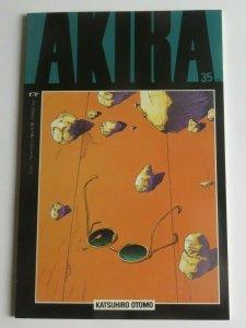 Akira #35 NM High Grade 1st Print Epic Comics Katsuhiro Otomo 1995 Rare HTF