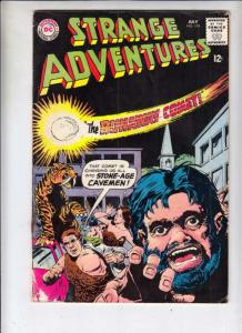 Strange Adventures #178 (Jul-65) VG Affordable-Grade Star Hawkins