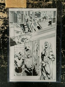 Justice League America 26 Page 20 Rebirth  Faucher