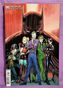 James Tynion IV BATMAN #89 Tony Daniel 3rd Print Variant Cover (DC, 2020)!