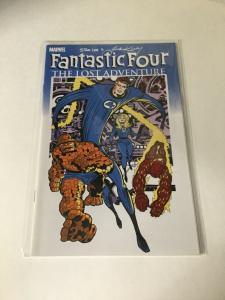 Fantastic Four The Lost Adventure Nm Near Mint Marvel Comics
