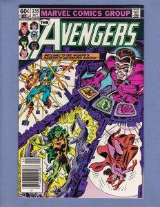 Avengers #235 FN/VF Marvel 1983