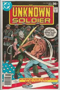 Unknown Soldier, The #209 (Nov-77) NM- High-Grade Unknown Soldier