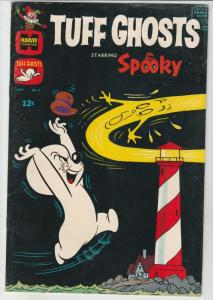 Tough Ghosts Starring Spooky #6 (May-63) VF High-Grade Spooky