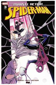 Marvel Action Spider-Man #3 RI 1:10 Roche Variant (IDW, 2019) NM