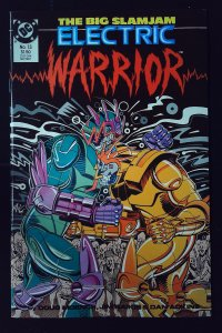 Electric Warrior #13 (1987)