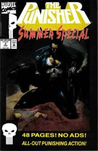 Punisher (1987 series) Summer Special #2, VF+ (Stock photo)