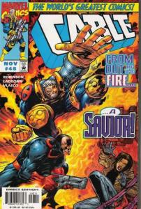 Cable (1993 series) #48, NM (Stock photo)