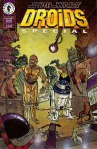 Star Wars: Droids (1994 series) Special #1, VF+ (Stock photo)