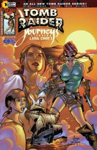 Tomb Raider: Journeys #1 VF/NM; Image | save on shipping - details inside