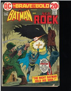 Brave and the Bold #108 (DC, 1973)