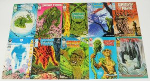 Swamp Thing #65-87 VF/NM complete run by rick veitch - dc comics set lot 67