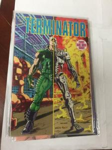 Terminator 1-4 Dark Horse 1 2 3 4 5 6 7 8 Now Comics All Nm Near Mint