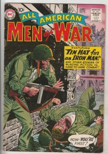 All-American Men of War #78 (Mar-60) FN/VF+ High-Grade