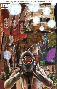 D4ve #3 VF/NM; IDW | save on shipping - details inside