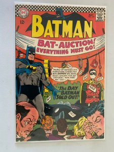 Batman #191 4.0 VG water stain (1967)