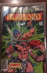 Warlord #35 (1980)