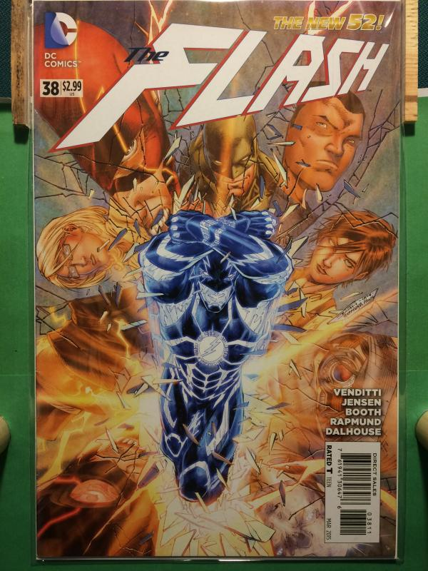 The Flash #38 The New 52