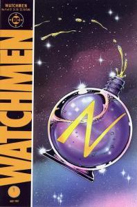 Watchmen #9, VF (Stock photo)